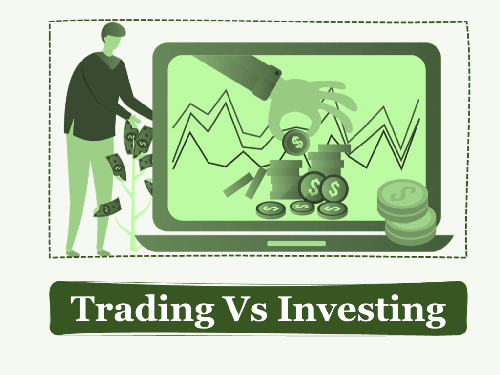 Trading vs investing - which is better?
